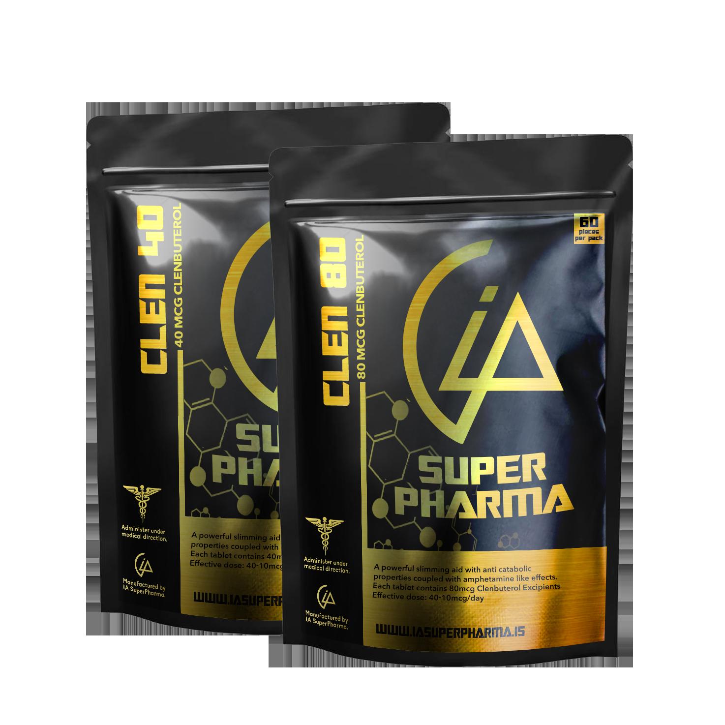 Clenbuterol (Spiropent) IA Superpharma – Best Anabolic Steroids Online IA Superpharma