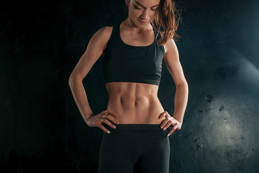 Stomach Fat and Get Lean Muscle